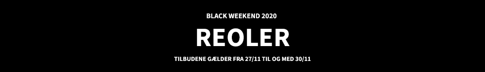 REOLER - BLACK FRIDAY