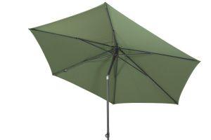 4SO Oasis parasol Ø300 cm - Grøn