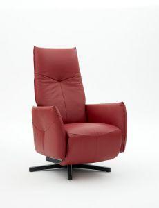 Himolla Eleganze stol m/ indbygget skammel