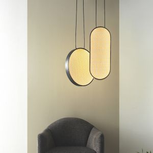 Aromas Tant loftlampe (Rund model)