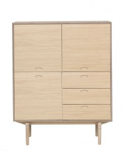 PBJ Oculus Highboard 110x138x40 cm