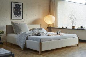 Re Beds Veng seng inkl. 18 cm natur latex madrasser Svanemærket