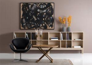Klim Furniture - Bog reol - 300x81x30 cm