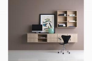 Klim Furniture - Ophængt reolsystem 2047