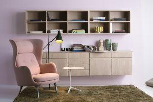 Klim Furniture - Skænk inkl. overskab - 250x56x40/30 cm