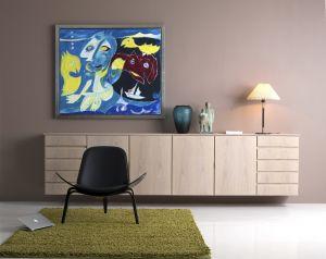 Klim Furniture - Skænk 300x71x40 cm