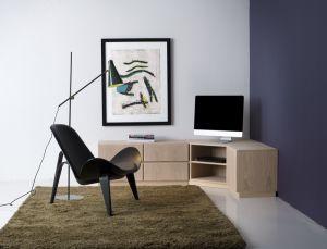 Klim Furniture - Hjørnereol 2052