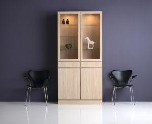 Klim Furniture - Vitrine - 180x100x30 cm