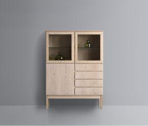 Klim Furniture - Highboard - 137x100x40 cm