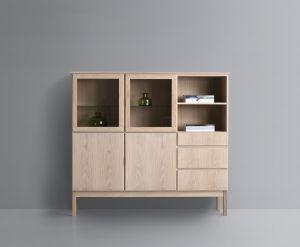 Klim Furniture - Highboard - 137x150x40 cm