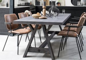 Bloom Fresh - Spisebordsstol - Fås i flere farver