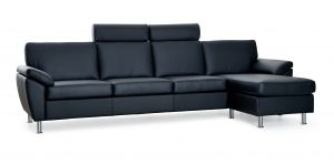 designsofa Classic chaiselong sofa 292x143 cm