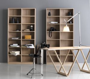 Klim Furniture Bogreol 208x100x30 cm