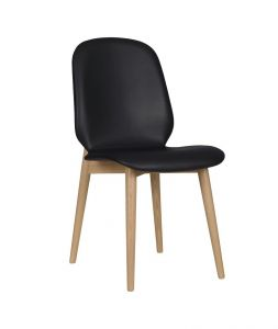 PBJ Tradition spisebordsstol læder