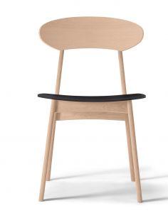 PBJ Tribe spisebordsstol læder