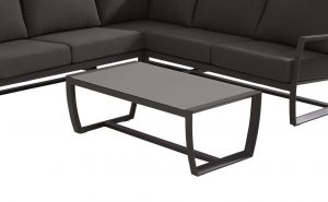 4SO New Mauritius loungebord 60x110x40 cm