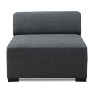 Flex Sædemodul 90x90 cm Graphite