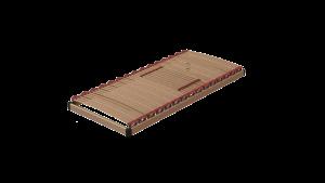 Velda Proflex3 fast rammebund 160x200 cm