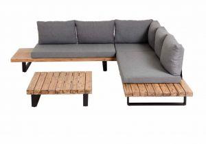Laforma Zalika loungesofa inkl. bord