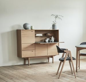 PBJ Oculus Multi Highboard 120x135x40 cm