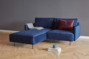 Urban living 600 chaiselong sofa 192x187 cm