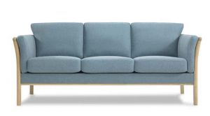 Urban living 129 3 pers. sofa stof