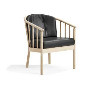 Bella stol - Std. læder Sierra