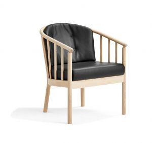 Bella stol - Madrid læder