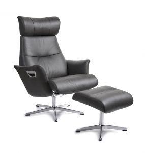 Conform Beyoung stol - læder