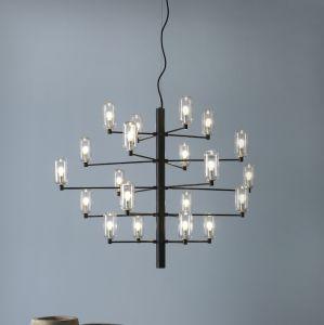 Aromas Gand loftlampe klar glas