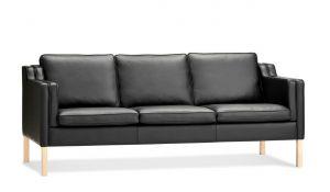 Eva sofa - Madrid læder - Flere størrelser