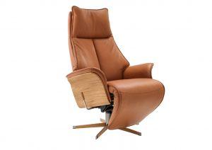 BD Jade Lux lænestol m/ indbygget skammel