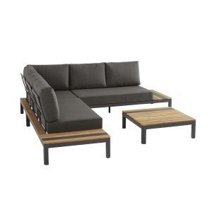 4SO Meridien loungesofa 245x245 cm