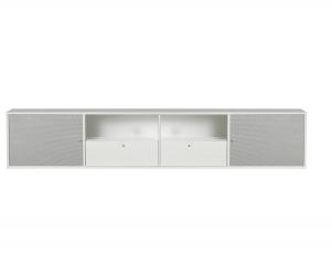 Hammel Mistral 233 Hvid inkl. fronter 214,9x42x45 cm