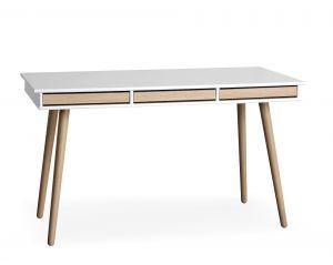 Hamme Mistral 302 Skrivebord inkl. Eg bakker 137,4x77x60 cm