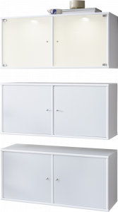 Hammel Mistral - 2x modul 021 og 1x 023 med lys