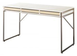 Hammel Mistral - Skrivebord med bakker i eg