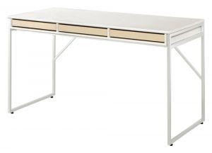 Hammel Mistral - Skrivebord med hvide bakker