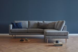 Urban living 605 sofa m/ open end 214x202 cm