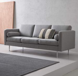 designsofa modulsofa 3 pers. sofa 213 cm