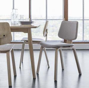 Haslev Note spisebordsstol polstret