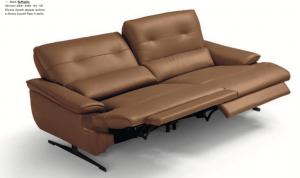 Raffaello 3 pers. sofa m/ elektrisk recliner 218 cm