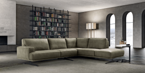 Massetto open end sofa 300x241 cm
