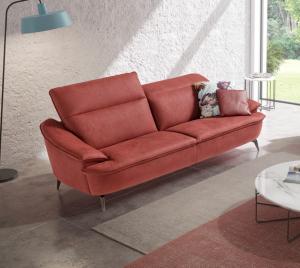 MaxDivani Medea 3 pers. sofa 216 cm