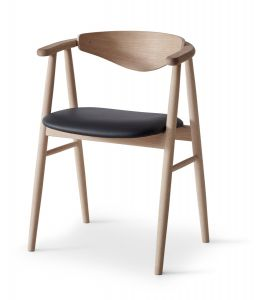 Findahl by Hammel Tradition stol - Træ ryg
